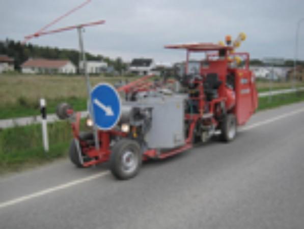 Sõidutee märgistustehnika